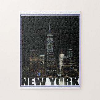 ニューヨークニューヨーク ジグソーパズル