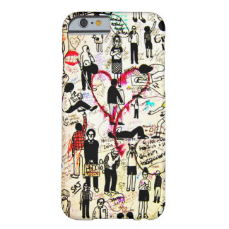 ニューヨークニューヨーク BARELY THERE iPhone 6 ケース