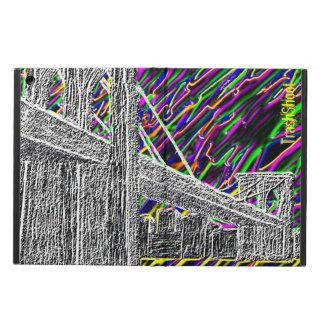 ニューヨークネオン橋 iPad AIRケース