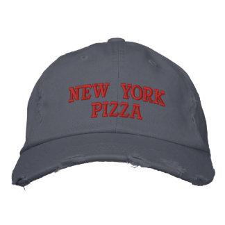 ニューヨークピザ 刺繍入りキャップ