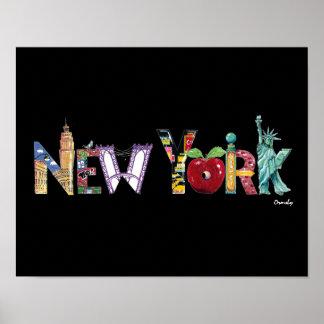 ニューヨークポスター ポスター