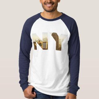 ニューヨークメンズ長袖 Tシャツ