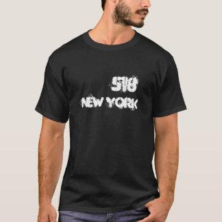 ニューヨーク周辺コード Tシャツ