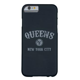 ニューヨーク女王のiphoneカバー barely there iPhone 6 ケース