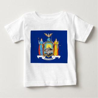 ニューヨーク州 ベビーTシャツ