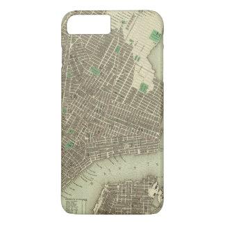 ニューヨーク市 iPhone 8 PLUS/7 PLUSケース