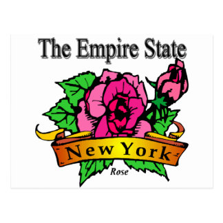 ニューヨーク帝国州 ポストカード