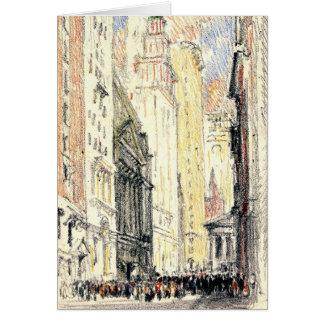 ニューヨーク株式市場1904年 カード