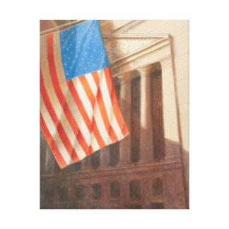 ニューヨーク株式市場2010年 キャンバスプリント