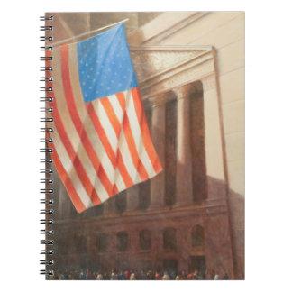 ニューヨーク株式市場2010年 ノートブック