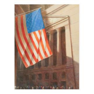 ニューヨーク株式市場2010年 ポストカード