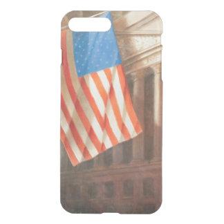 ニューヨーク株式市場2010年 iPhone 8 PLUS/7 PLUS ケース