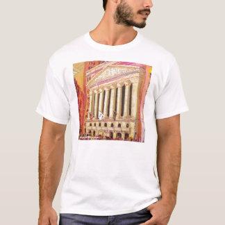 """""""ニューヨーク株式市場"""" Tシャツ"""