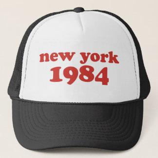 ニューヨーク1984年 キャップ