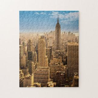 ニューヨーク ジグソーパズル