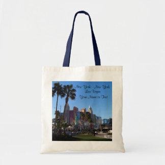 ニューヨーク-ニューヨークのホテル#2のトートバック トートバッグ