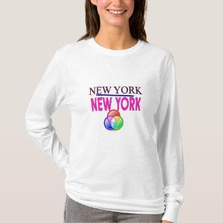 ニューヨーク、ニューヨーク Tシャツ