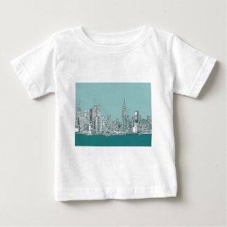 ニューヨーク ベビーTシャツ