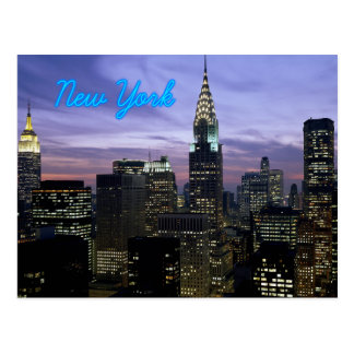 ニューヨーク ポストカード