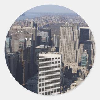 ニューヨーク ラウンドシール