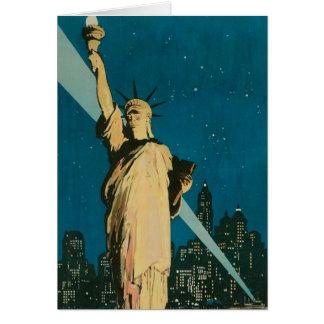 ニューヨーク: 世界ポスターの驚異都市 カード