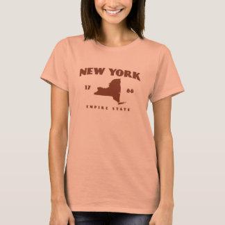ニューヨーク -- 帝国州 Tシャツ