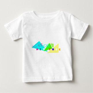 ニューヨーク.pngに行こう ベビーTシャツ
