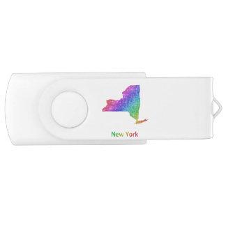 ニューヨーク USBフラッシュドライブ