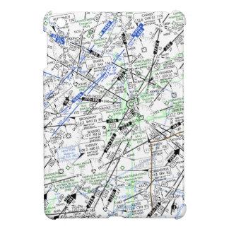 ニューヨークIFRの図表 iPad MINI カバー