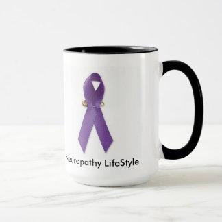 ニューロパシーのライフスタイル マグカップ