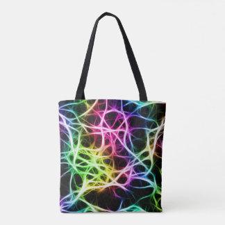 ニューロン トートバッグ