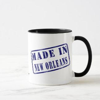 ニュー・オーリンズで作られる マグカップ