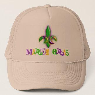 ニュー・オーリンズのアヤメの謝肉祭のトラック運転手の帽子 キャップ