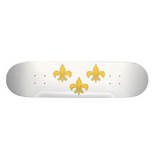 ニュー・オーリンズのスケートボード スケボーデッキ