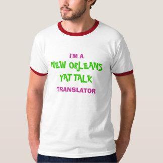 ニュー・オーリンズの専門語 Tシャツ
