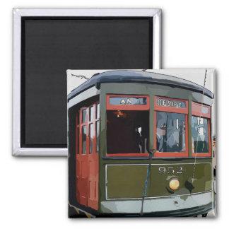 ニュー・オーリンズの市街電車の欲求 マグネット