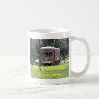 ニュー・オーリンズの市街電車 コーヒーマグカップ
