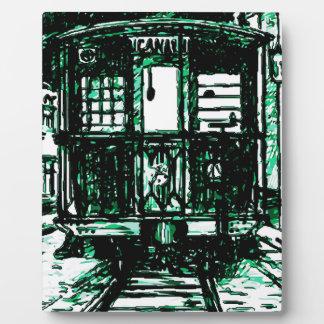 ニュー・オーリンズの市街電車 フォトプラーク