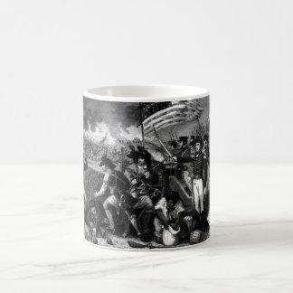ニュー・オーリンズの戦い。 1月1815_Warのイメージ コーヒーマグカップ