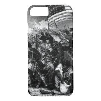 ニュー・オーリンズの戦い。 1月1815_Warのイメージ iPhone 8/7ケース