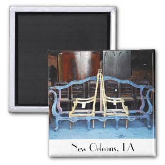 ニュー・オーリンズの海難救助の磁石 マグネット