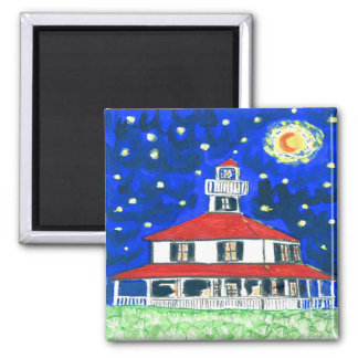 ニュー・オーリンズの灯台、Lakeshore マグネット
