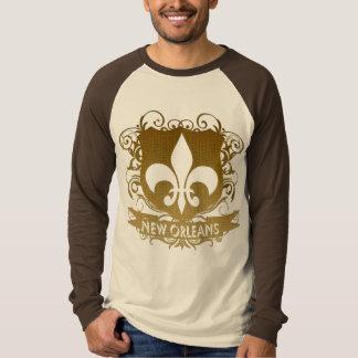 ニュー・オーリンズの頂上 Tシャツ