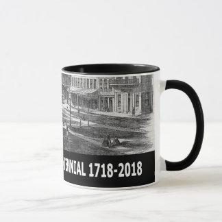 ニュー・オーリンズのTRICENTENNIALコーヒー・マグ マグカップ