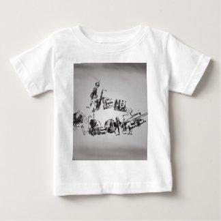 ニュー・オーリンズジャズ ベビーTシャツ