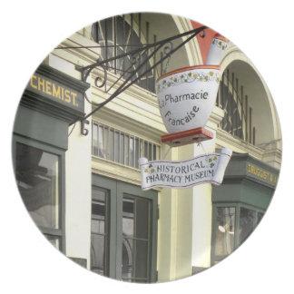 ニュー・オーリンズPhamacy博物館のプレート プレート