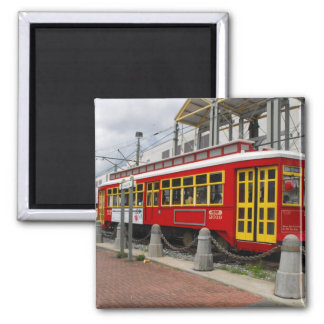 ニュー・オーリンズStreetcart マグネット
