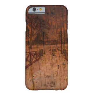 ニレ公園-ウスター BARELY THERE iPhone 6 ケース