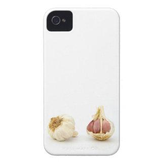 ニンニクのニンニクのニンニクのおもしろいなグルメの自然の写真 Case-Mate iPhone 4 ケース
