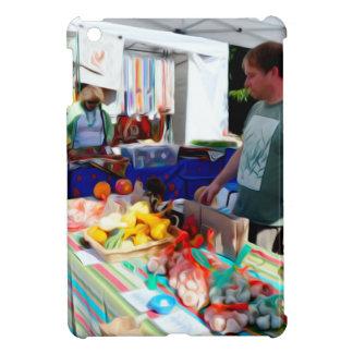 ニンニクのフェスティバルの売り手2 iPad MINI CASE